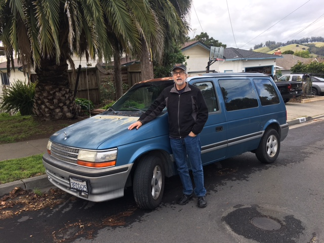 Farewell to My Old Plymouth Van