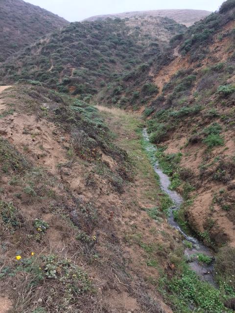 McClure's hike