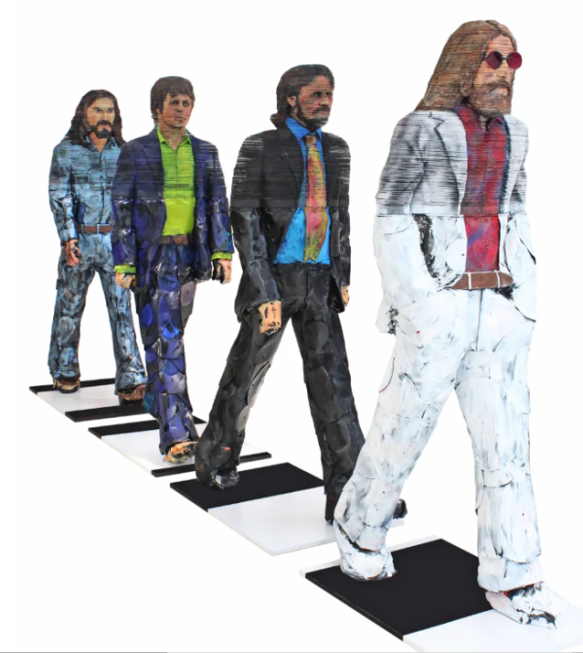 Crossing Abbey Road image