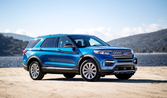 All-New Ford Explorer Hybrid
