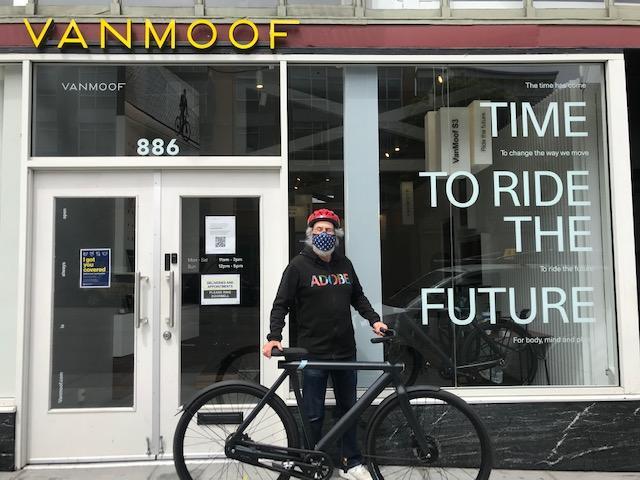 VanMoof-front